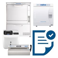 Validierung für Thermodesinfektor, Sterilisator, Siegelgerät, DAC
