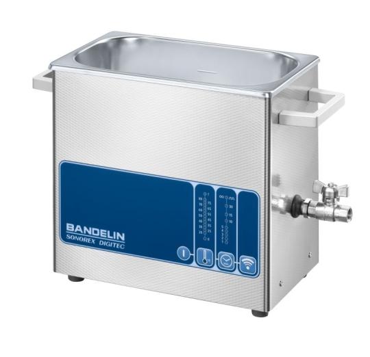 BANDELIN Ultraschallreinigungsgerät SONOREX DIGITEC DT 102 H