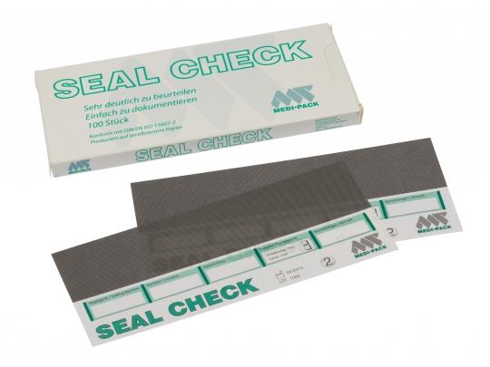 MEDI PACK Seal Check Teststreifen 100 Stk.