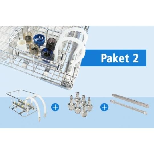 MELAG ZEG-Spitzen-Paket 2 mit Umrüstsatz und Cleanfinity Filter