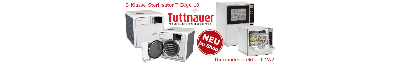 Banner Tuttnauer NEU im Shop